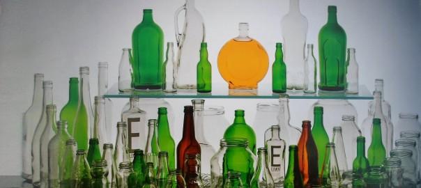 бутилки и буркани