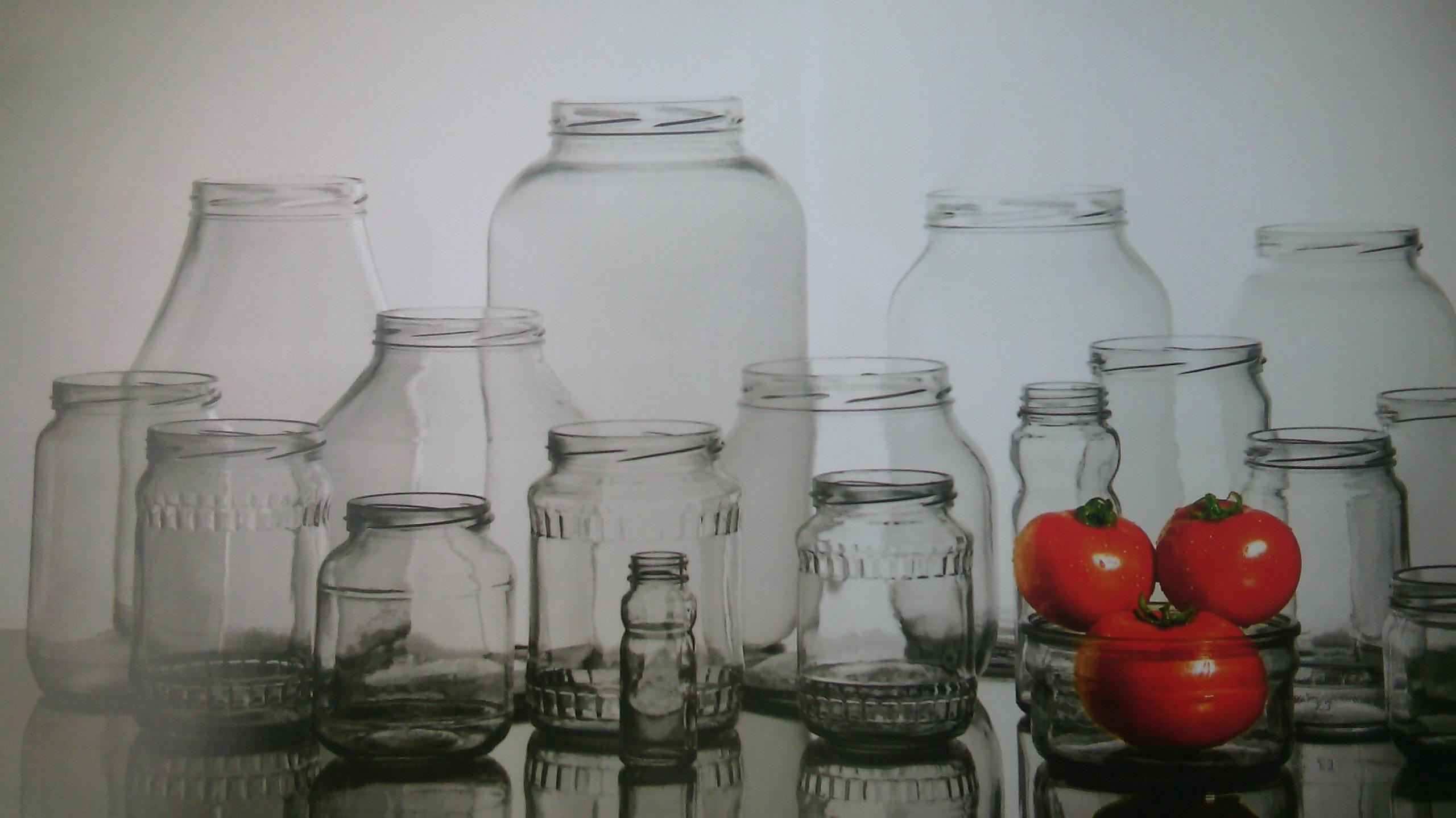 Каталог със Стъклени буркани