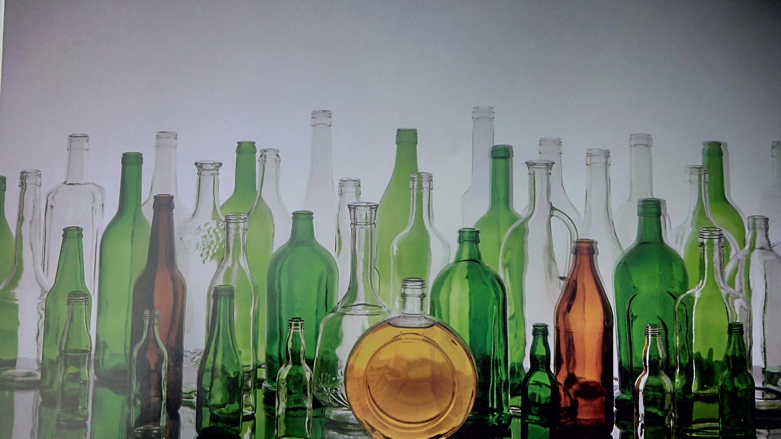 Каталог със Стъклени бутилки